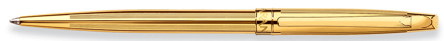 Ручка шариковая Carandache Madison Cisele GP (4680.282) подар.кор.