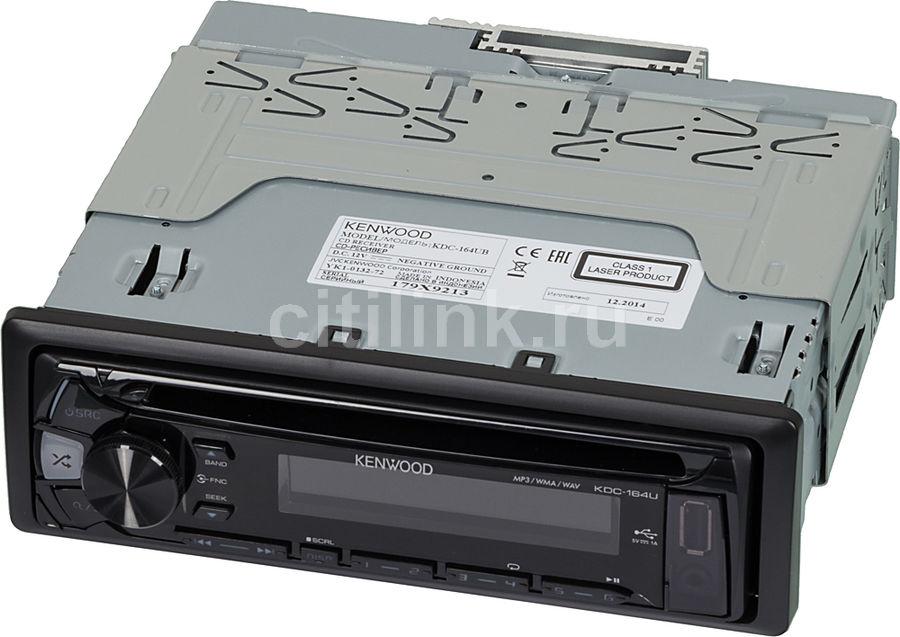 Автомагнитола KENWOOD KDC-164UB,  USB
