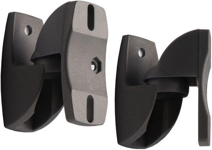 Кронштейн HOLDER LSS-6001,   для акустических систем,  5кг,  черный