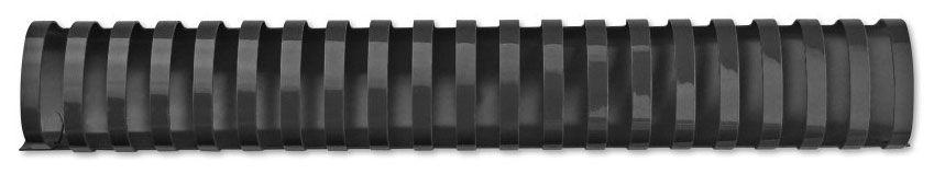 Пружина пластиковая GBC 4028187,  51мм,  450 листов,  A4,  50,  черный