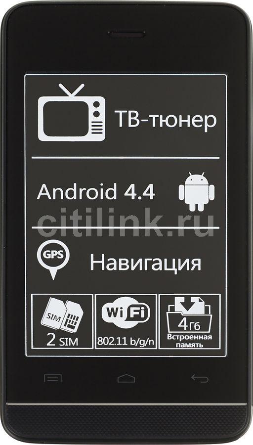 Смартфон EXPLAY ATV черный