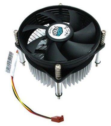 Вентилятор Cooler Master DI5-9HDSL-0L-GP Soc-775 Al (screw) 65W