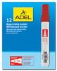 Маркер для досок Adel 420-1881-010 круглый пиш. наконечник 2мм синий вид 2