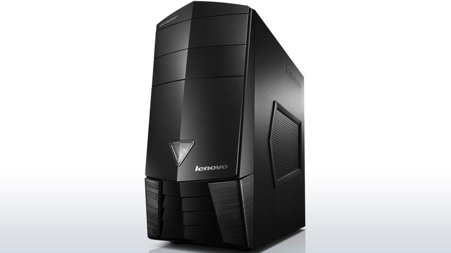 Компьютер  LENOVO Erazer X310,  Intel  Core i5  4460,  DDR3 8Гб, 2Тб,  nVIDIA GeForce GTX 750 - 2048 Мб,  DVD-RW,  CR,  Windows 8.1,  черный [90au0021rk]