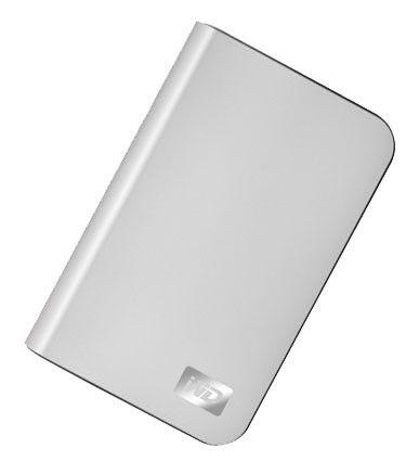 Внешний жесткий диск WD My Passport Studio WDMS2500, 250Гб, серебристый [wdms2500te]
