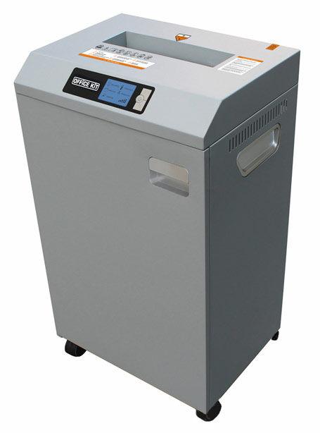 Уничтожитель бумаг OFFICE KIT S600 3.9x30,  уровень 3,  P-4,  3.9х30 мм [ok3930s600]