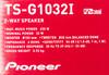 Колонки автомобильные PIONEER TS-G1032I,  коаксиальные,  200Вт вид 7