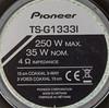 Колонки автомобильные PIONEER TS-G1333I,  коаксиальные,  250Вт вид 4