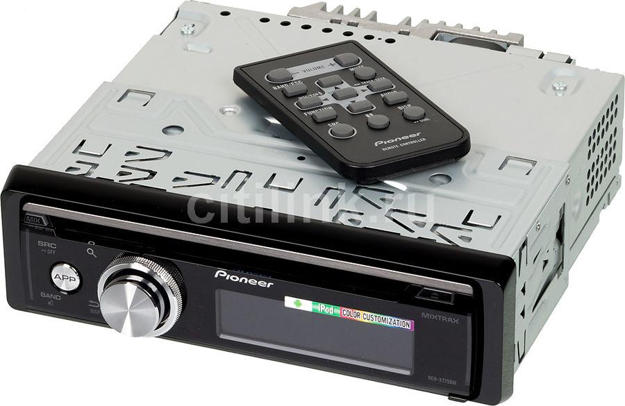 Автомагнитола PIONEER DEH-X7750UI,  USB