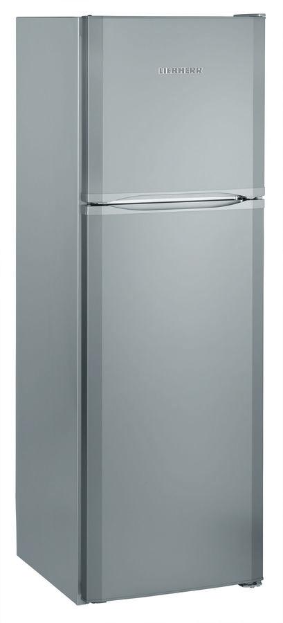 Холодильник LIEBHERR CTsl 3306,  двухкамерный, серебристый [ctsl3306]