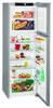 Холодильник LIEBHERR CTsl 3306,  двухкамерный, серебристый [ctsl3306] вид 4