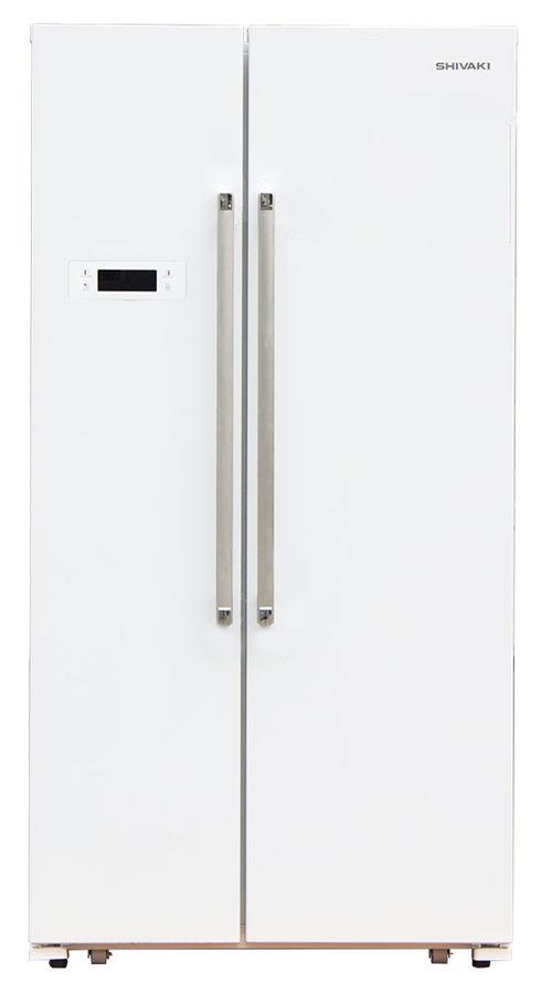 Холодильник SHIVAKI SHRF-595SDW,  двухкамерный,  белый
