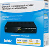 Ресивер DVB-T2 BBK SMP246HDT2,  черный [(dvb-t2) dvb-t smp246hdt2 чер] вид 8