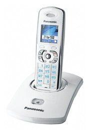 Радиотелефон PANASONIC KX-TG8301RUW,  белый