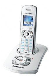 Радиотелефон PANASONIC KX-TG8321RUW,  белый