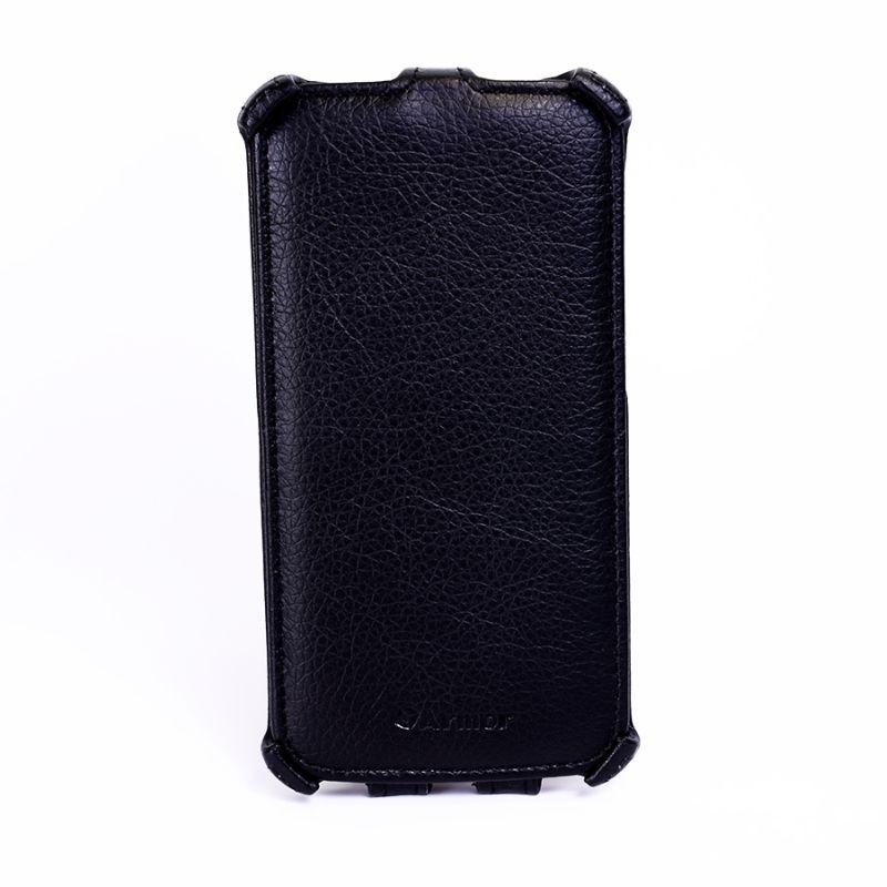 Чехол (флип-кейс) ARMOR-X flip, для Huawei Ascend G730, черный