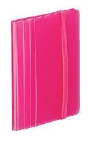 Визитница KOKUYO NOVITA для 60 визиток,  розовый [mei-n1212p]