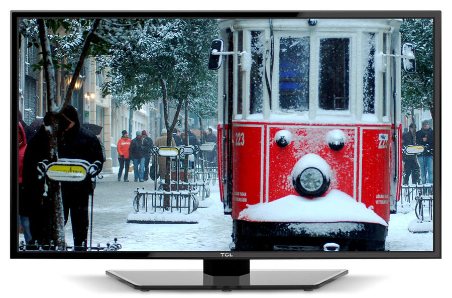 LED телевизор TCL L55S4600F