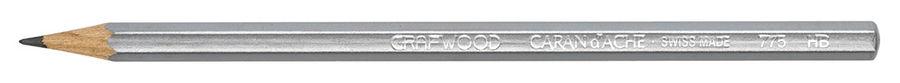 Карандаш чернографит. Carandache Artist Grafwood 775.250 HB 7.5мм грифель 2.1мм