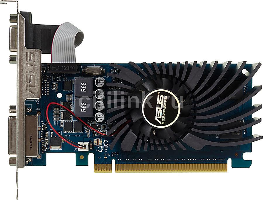 Видеокарта Asus PCI-E GT730-2GD5-BRK NV GT730 2048Mb 64b GDDR5 901/5010 DVIx1/HDMI (отремонтированный)
