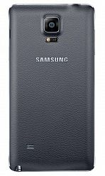 Задняя крышка SAMSUNG EF-ON910SCE,  Samsung Galaxy Note 4,  черный [ef-on910scegru]