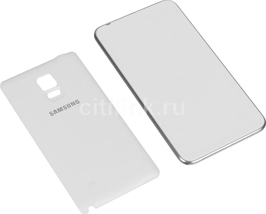 Беспроводное зарядное устройство SAMSUNG Galaxy Note 4 Edge,  белый