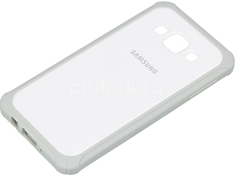 Чехол (клип-кейс) SAMSUNG EF-PA300BSE, для Samsung Galaxy A3, серый [ef-pa300bsegru]