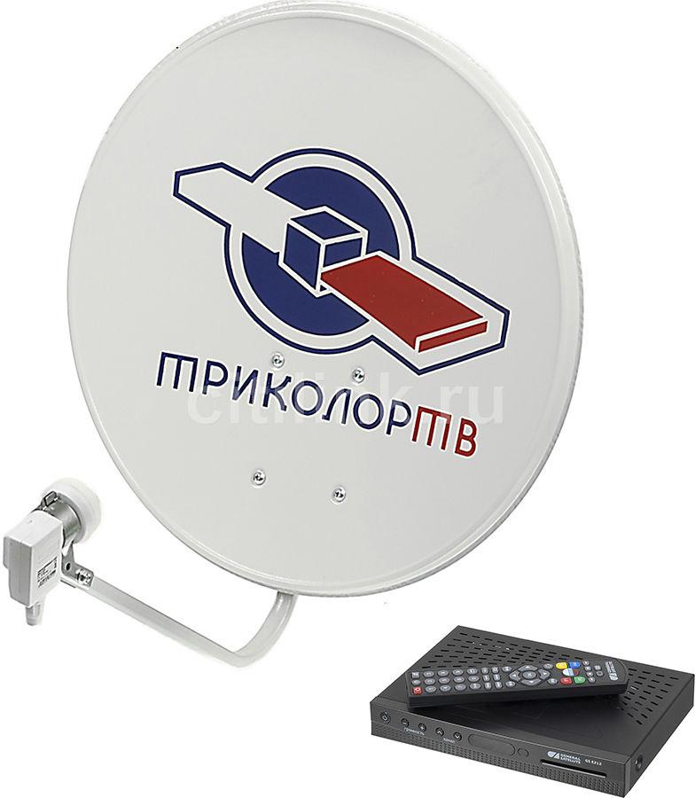 Комплект спутникового телевидения ТРИКОЛОР ТВ Full HD E212