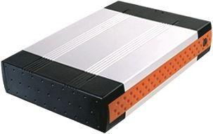 Внешний корпус для  HDD/ODD AGESTAR SUB5A1, серебристый