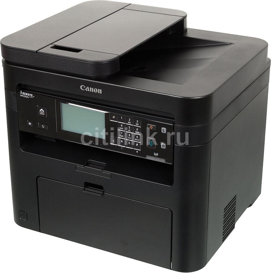 МФУ CANON i-SENSYS MF229dw,  A4,  лазерный,  черный [9540b078]