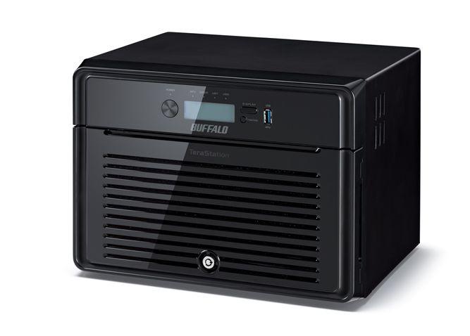 Сетевое хранилище BUFFALO TeraStation 5800D,  16Тб [ts5800d1608-eu]