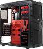 Корпус ATX AEROCOOL MC4, Midi-Tower, без БП,  черный вид 5