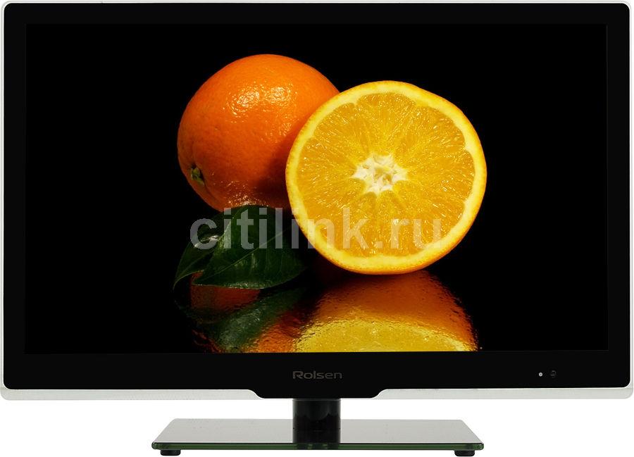 """LED телевизор ROLSEN RL-22E1301GFT2C  """"R"""", 22"""", FULL HD (1080p),  черный"""