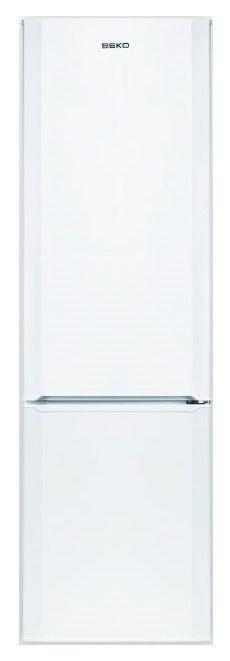 Холодильник BEKO CN 329120,  двухкамерный, белый