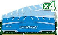 Модуль памяти CRUCIAL Ballistix Sport BLS4C8G3D169DS3BEU DDR3 -  4x 8Гб 1600, DIMM,  Ret