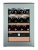 Винный шкаф LIEBHERR Wkes 653,  однокамерный, серебристый вид 3