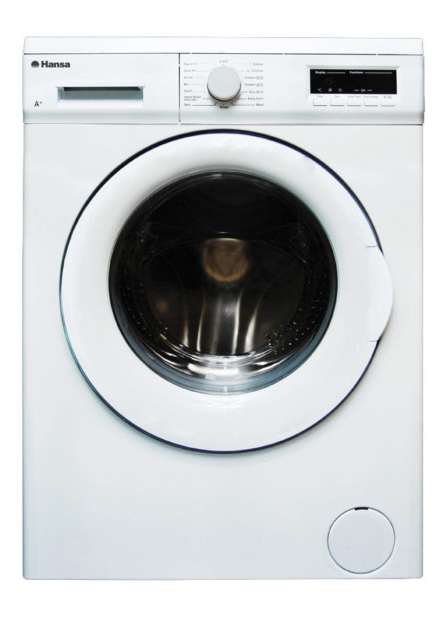 Стиральная машина HANSA WHI 1041, фронтальная загрузка,  белый