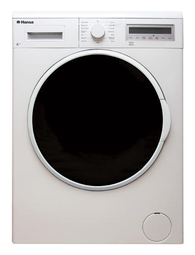 Стиральная машина HANSA WHS 1255 DJ, фронтальная загрузка,  белый