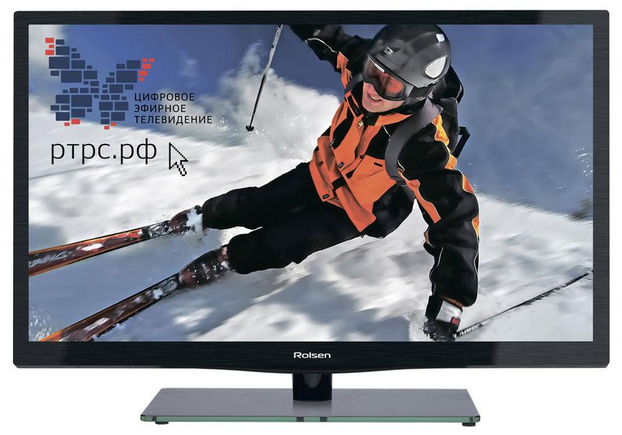 LED телевизор ROLSEN RL-32D1307T2C