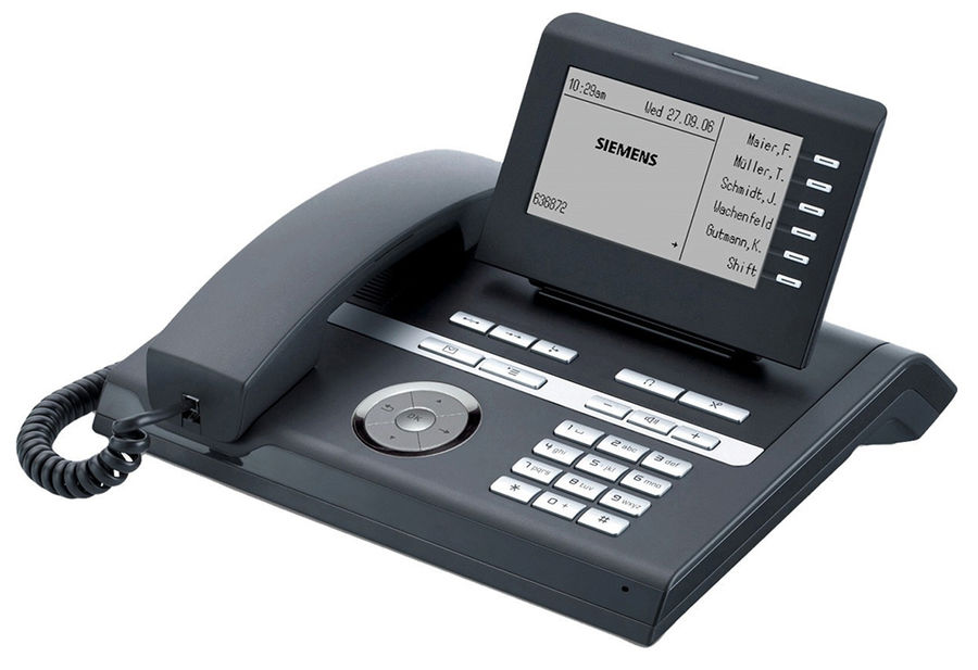 IP телефон UNIFY COMMUNICATIONS OpenStage 40 [l30250-f600-c247]