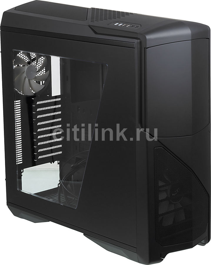 Корпус ATX NZXT Phantom 630 CA-P630W-M1, Ultra-Tower, без БП,  черный
