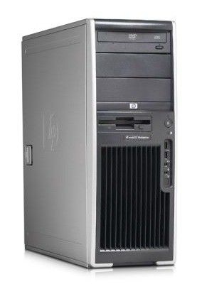 HP xw4600,  Intel  Core2 Duo  E8500,  DDR2 2Гб, 500Гб,  DVD-RW,  Windows Vista Business,  черный [pw474ea]