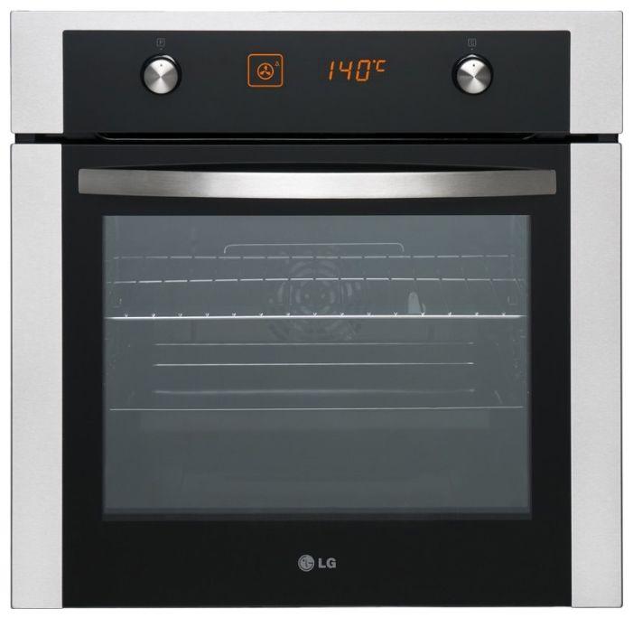 Духовой шкаф LG LB61V05S,  серебристый