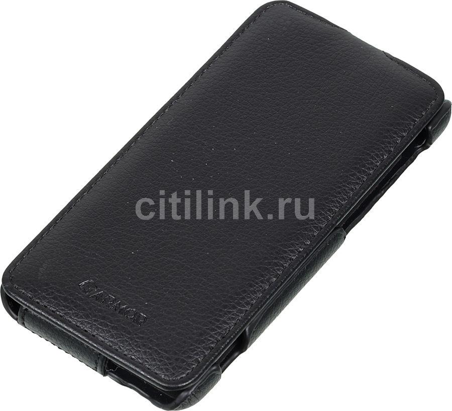 Чехол (флип-кейс) ARMOR-X flip full, для HTC Desire Eye, черный