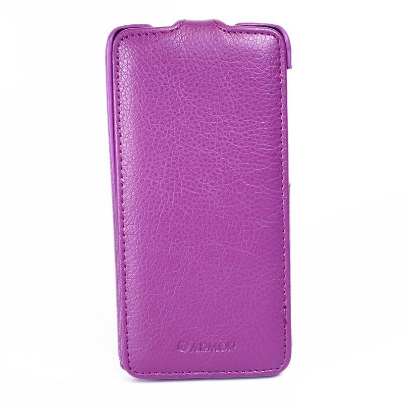 Чехол (флип-кейс) ARMOR-X flip full, для HTC Desire Eye, пурпурный