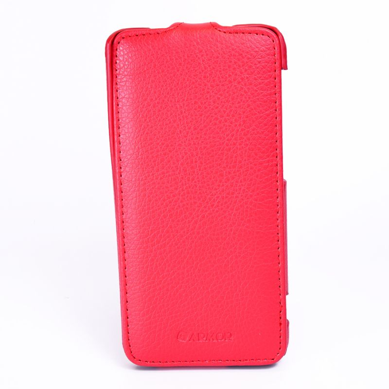 Чехол (флип-кейс) ARMOR-X flip full, для HTC Desire Eye, красный
