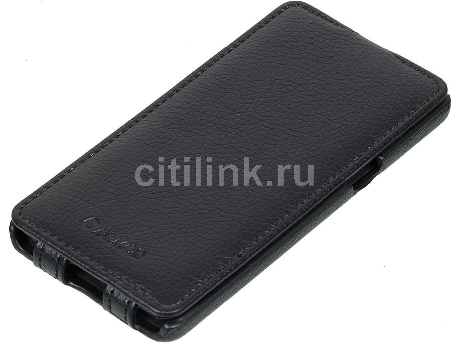 Чехол (флип-кейс) ARMOR-X flip full, для Samsung Galaxy A5, черный