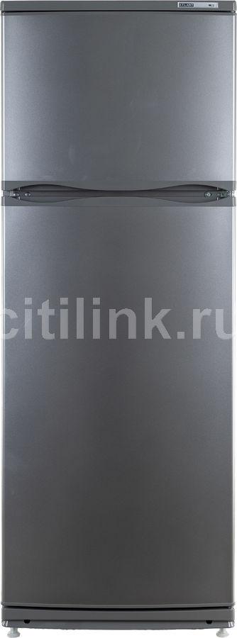 Холодильник АТЛАНТ 2835-08,  двухкамерный, серебристый