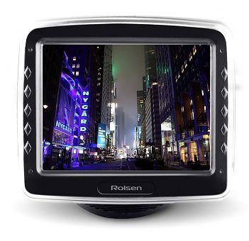 Автомобильный монитор Rolsen RAM-350 3.5