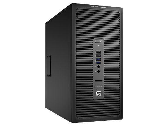 Компьютер  HP EliteDesk 705 G1,  AMD  A10  6800B,  DDR3 8Гб, 128Гб(SSD),  AMD Radeon HD 8670D,  DVD-RW,  Windows 7 Professional,  черный [j4v11ea]